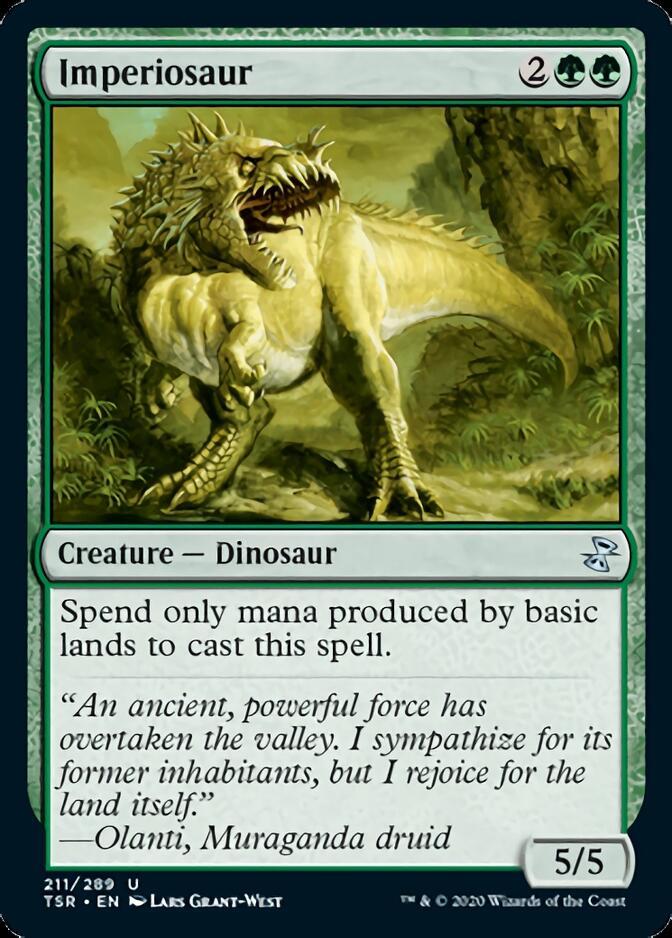 Imperiosaur [TSR]