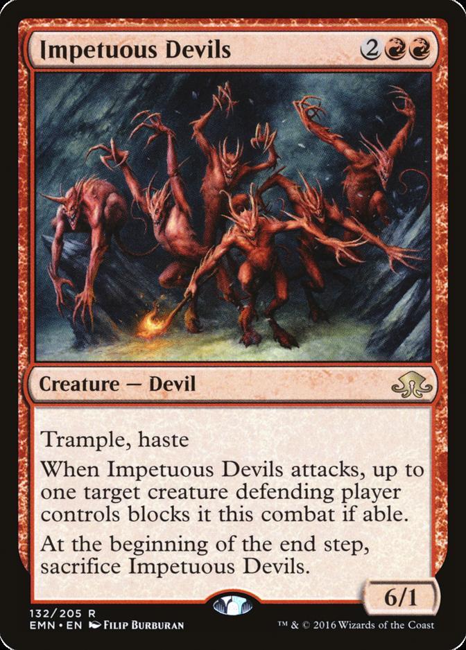 Impetuous Devils [EMN]