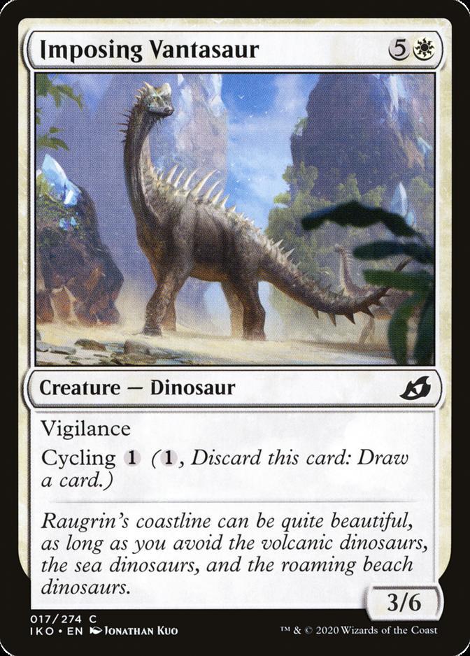 Imposing Vantasaur [IKO]