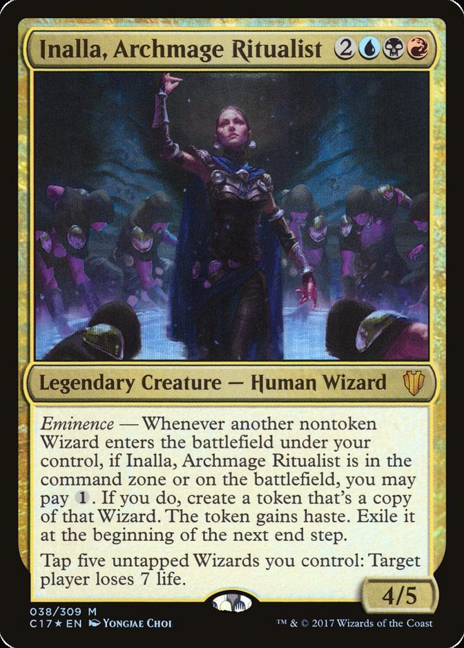 Inalla, Archmage Ritualist [C17] (F)