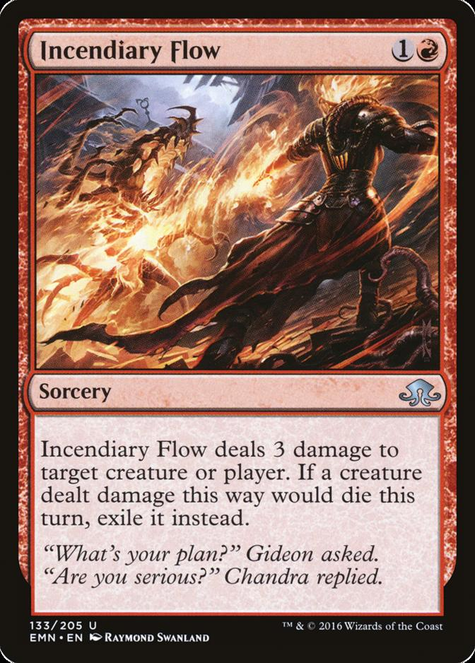 Incendiary Flow [EMN]