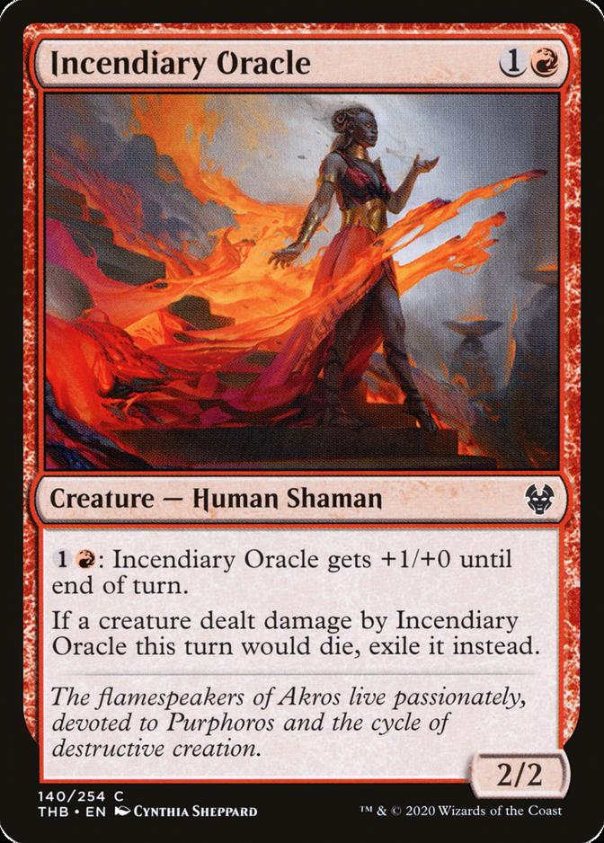 Incendiary Oracle [THB]