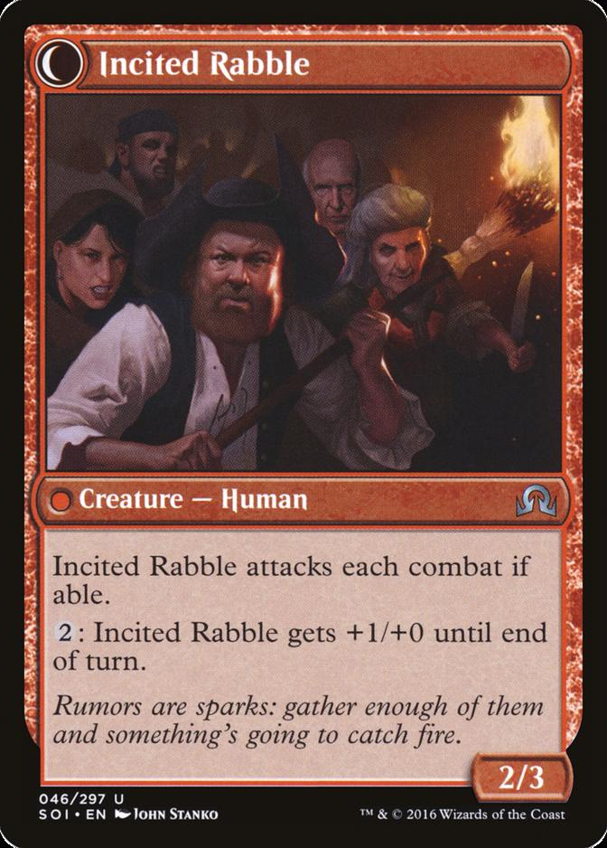 Incited Rabble [SOI]