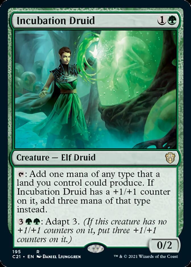 Incubation Druid [C21]