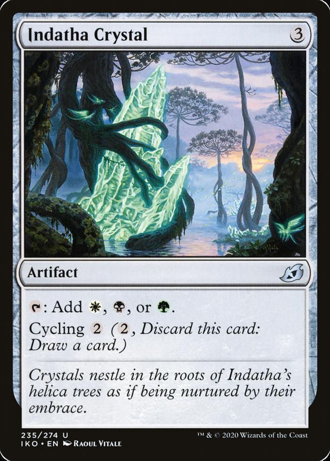 Indatha Crystal [IKO]