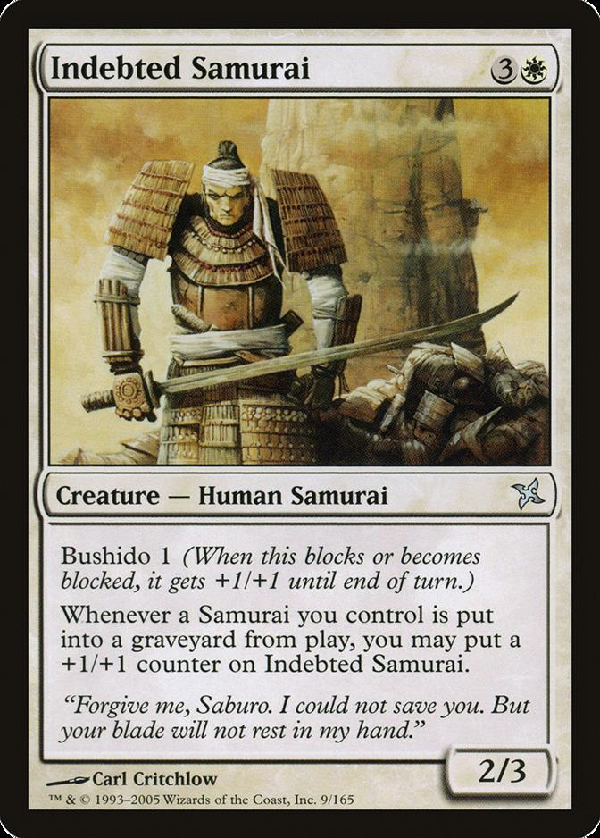 Indebted Samurai [BOK]