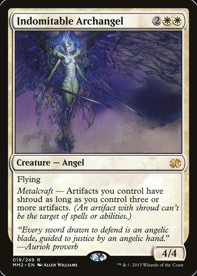 Indomitable Archangel [MM2]
