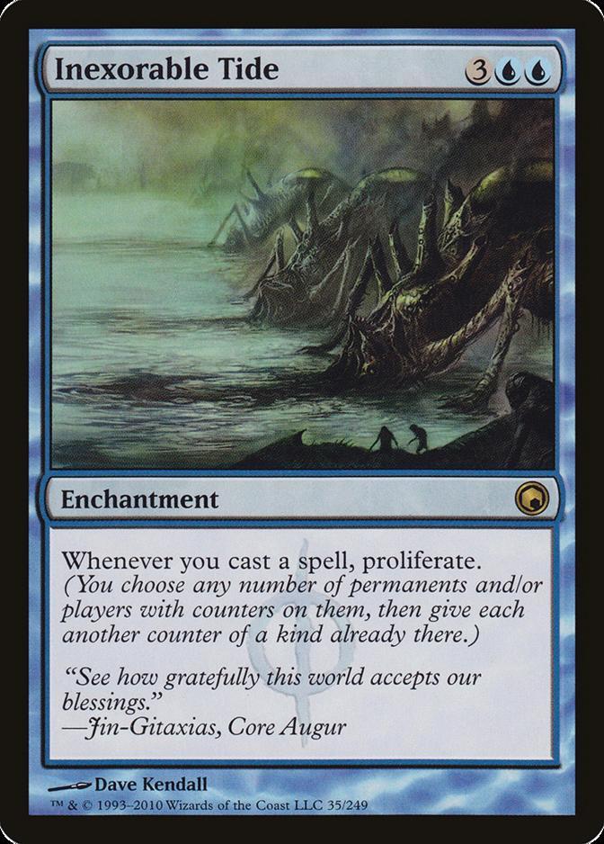 Inexorable Tide [SOM]