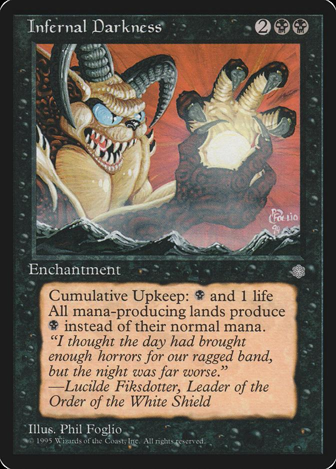 Infernal Darkness [ICE]