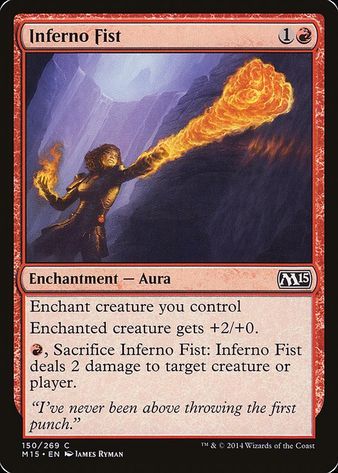 Inferno Fist [M15]