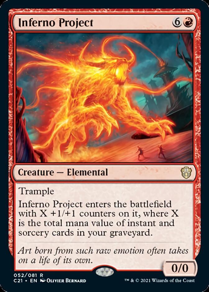 Inferno Project [C21]