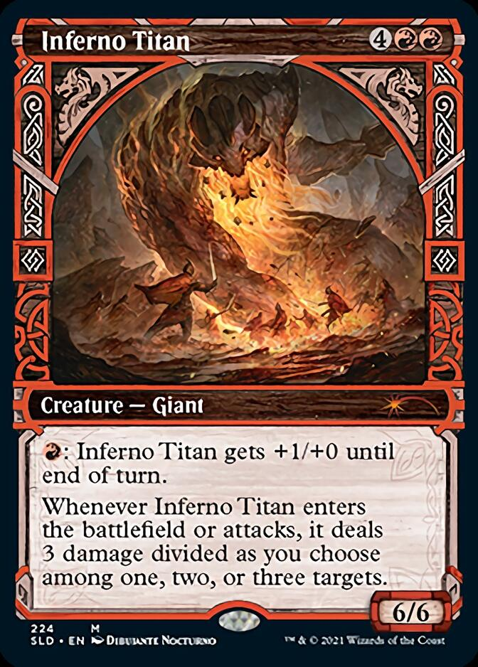 Inferno Titan [SLD]