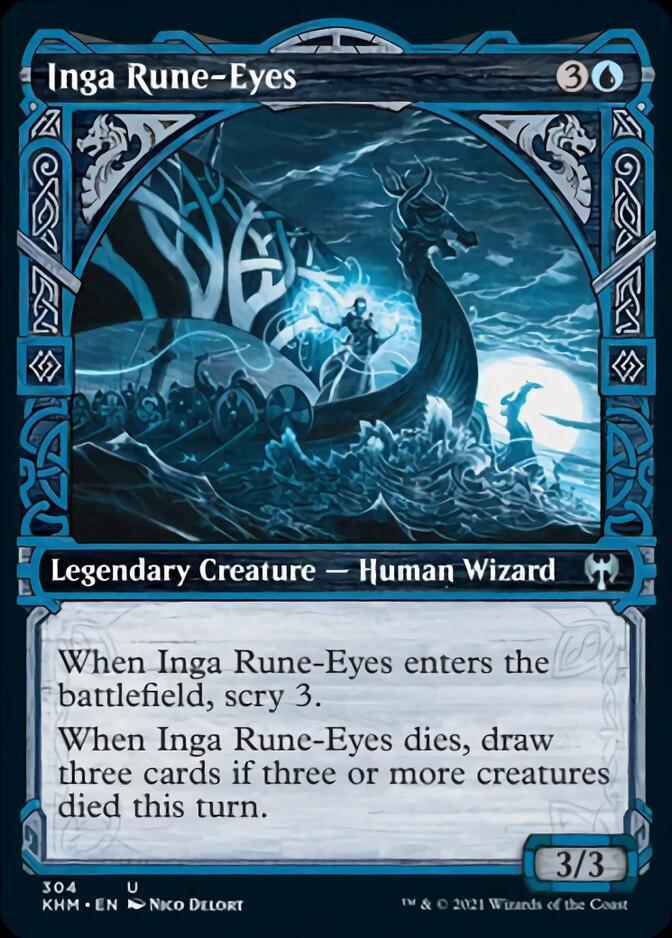 Inga Rune-Eyes <showcase> [KHM]