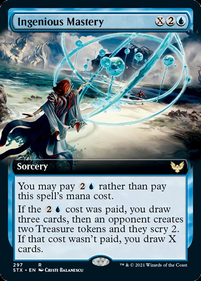 Ingenious Mastery <extended> [STX]