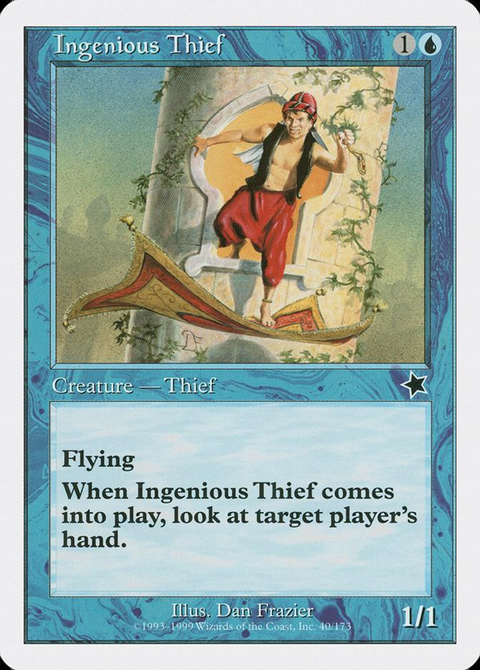 Ingenious Thief [S99]