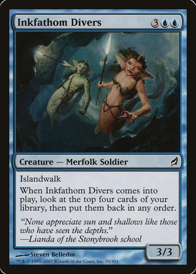 Inkfathom Divers [LRW]