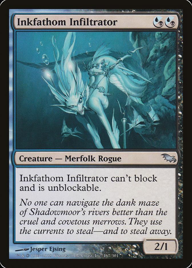 Inkfathom Infiltrator [SHM]