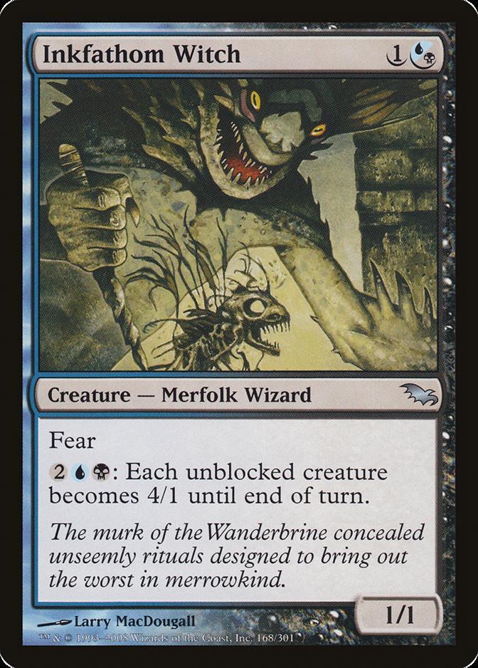 Inkfathom Witch [SHM]