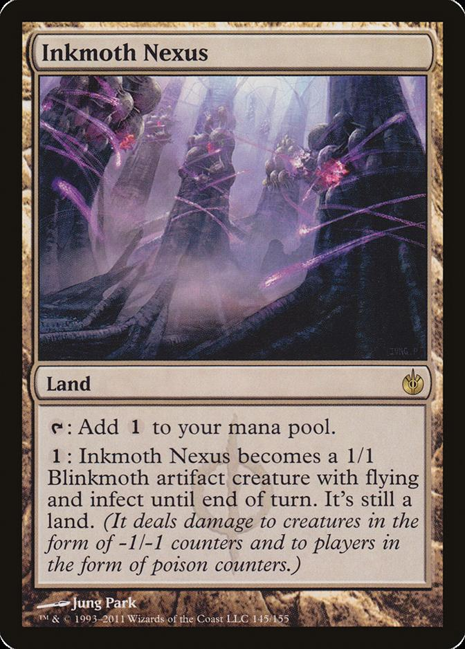 Inkmoth Nexus [MBS] (F)