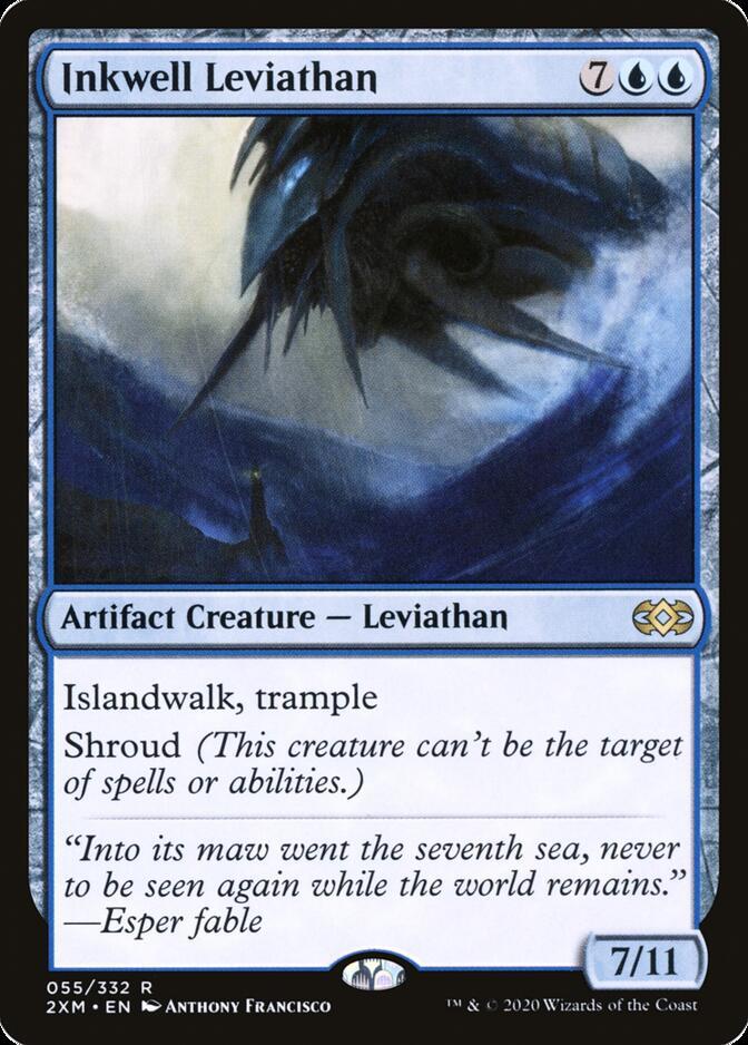 Inkwell Leviathan [2XM]