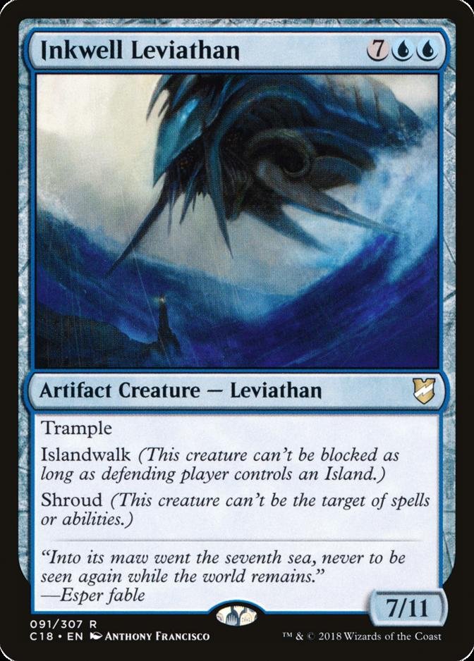 Inkwell Leviathan [C18]