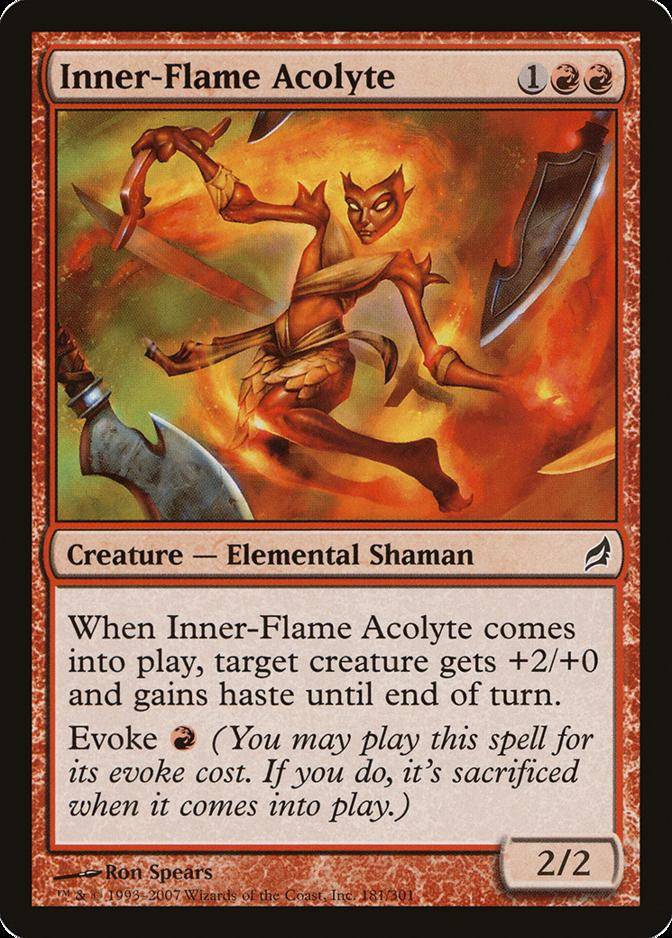 Inner-Flame Acolyte [LRW]