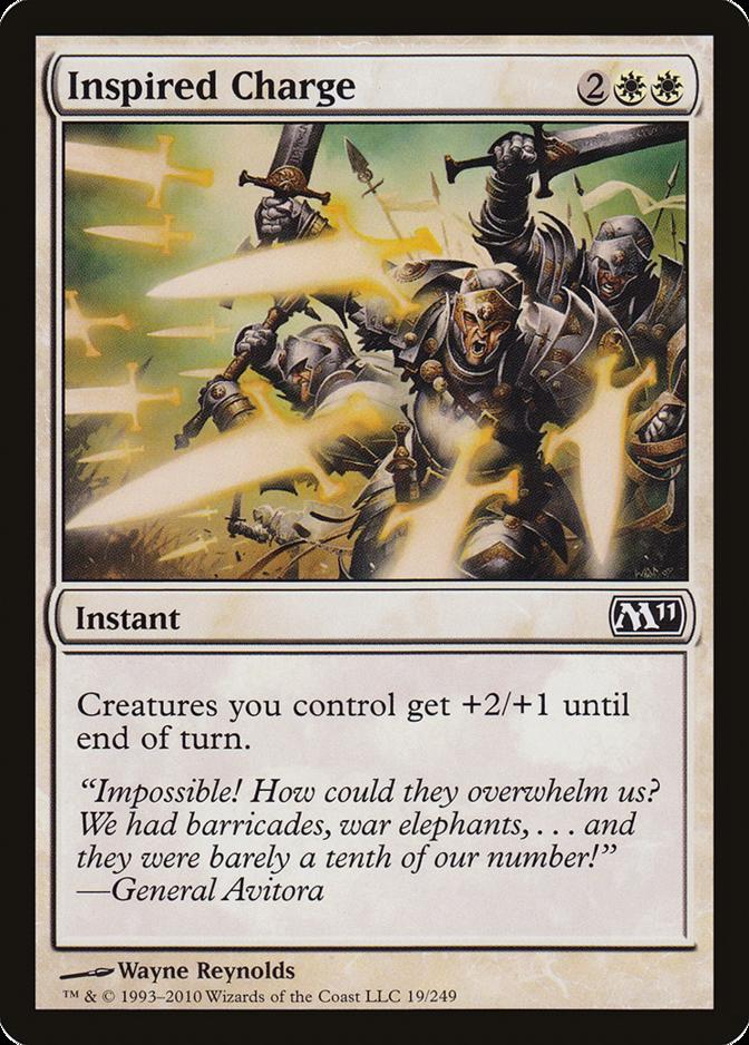 Inspired Charge [M11] (F)