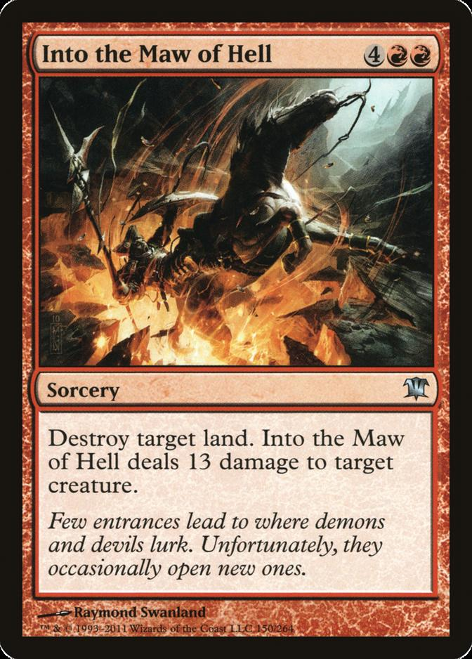 Into the Maw of Hell [ISD]