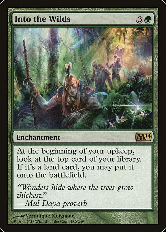 Into the Wilds [M14]