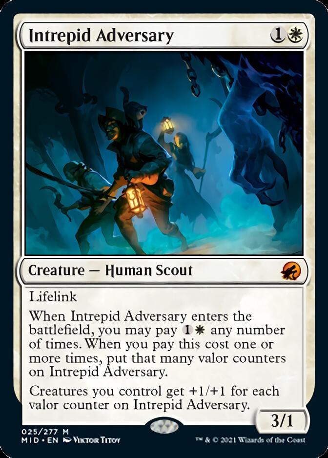 Intrepid Adversary [MID]