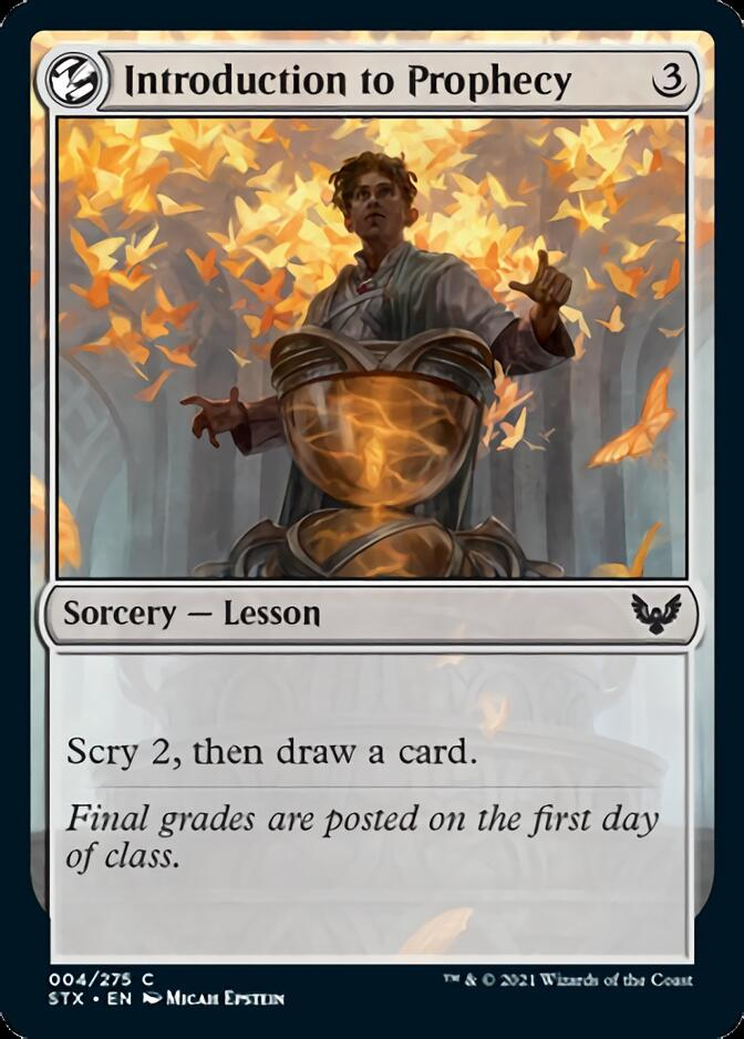 Introduction to Prophecy [STX]