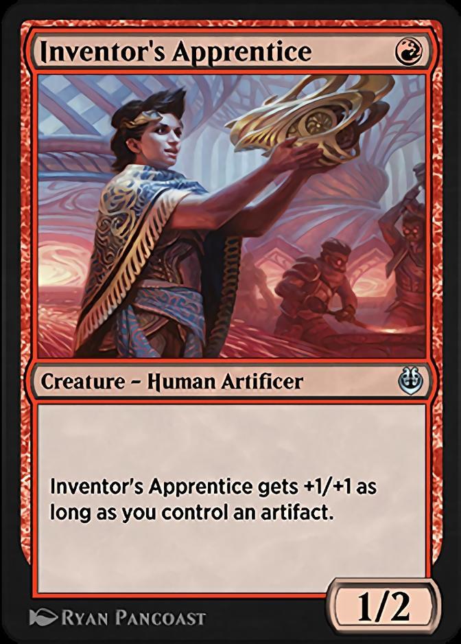 Inventor's Apprentice [KLR]