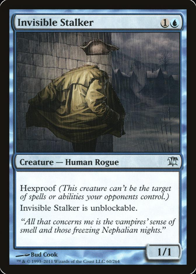 Invisible Stalker [ISD]