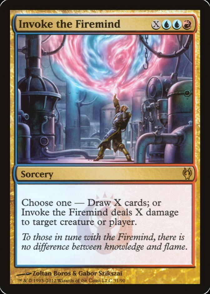 Invoke the Firemind [DDJ]