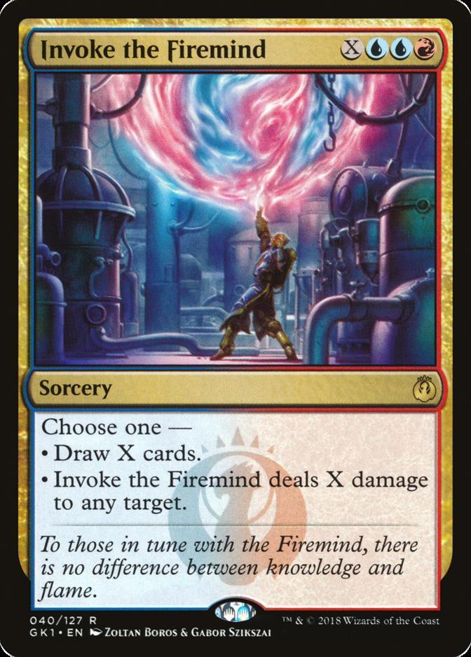 Invoke the Firemind [GK1]