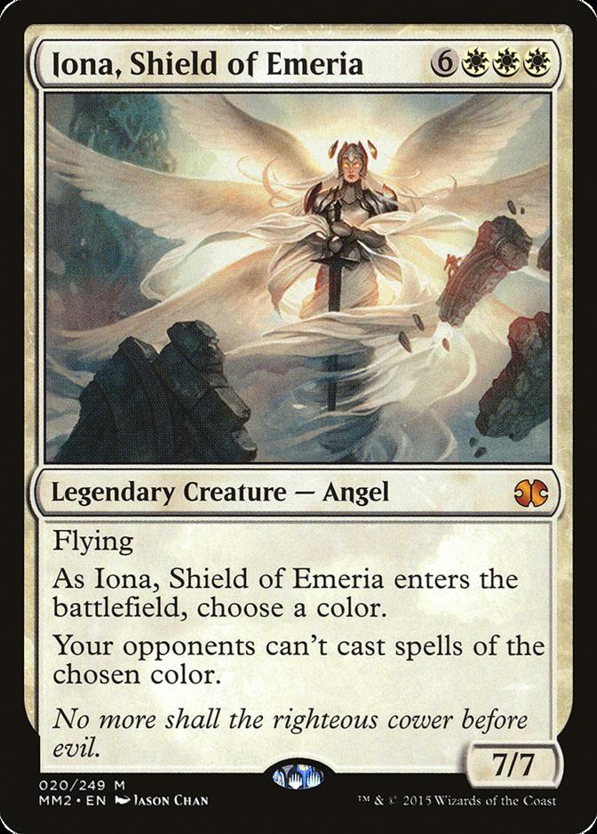 Iona, Shield of Emeria [MM2]