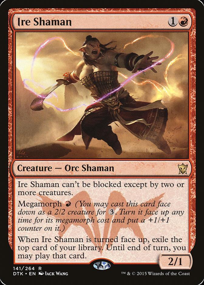 Ire Shaman [DTK]
