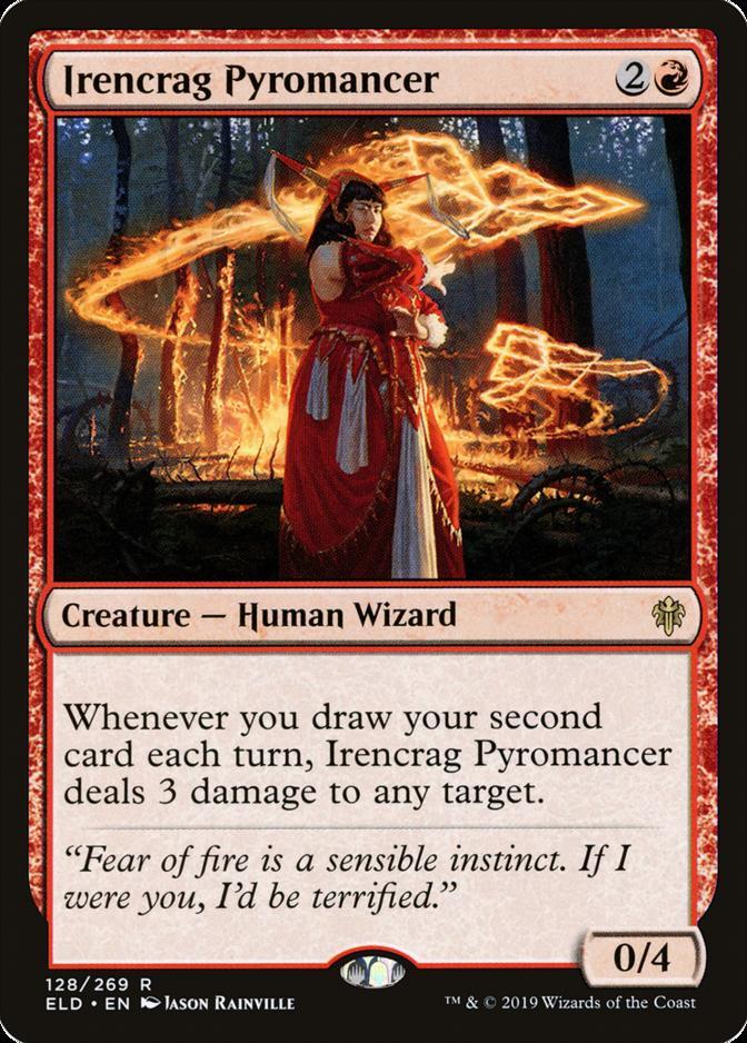 Irencrag Pyromancer [ELD]