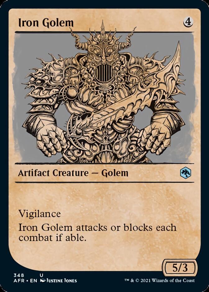Iron Golem <showcase> [AFR]