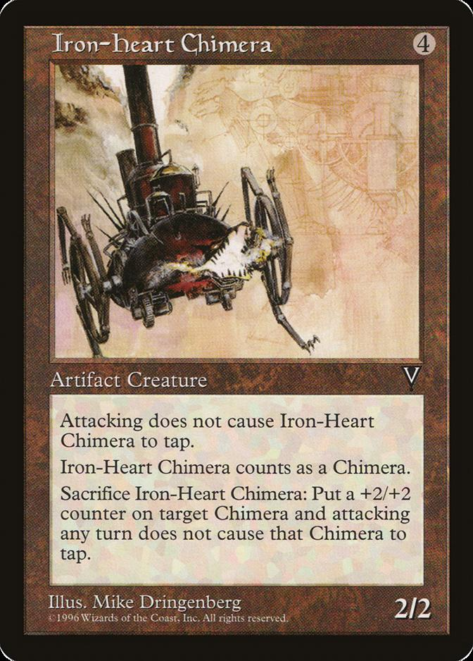 Iron-Heart Chimera [VI]