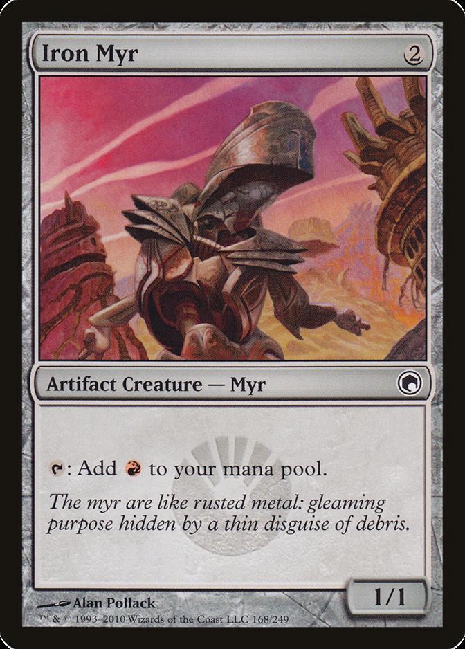 Iron Myr [SOM]