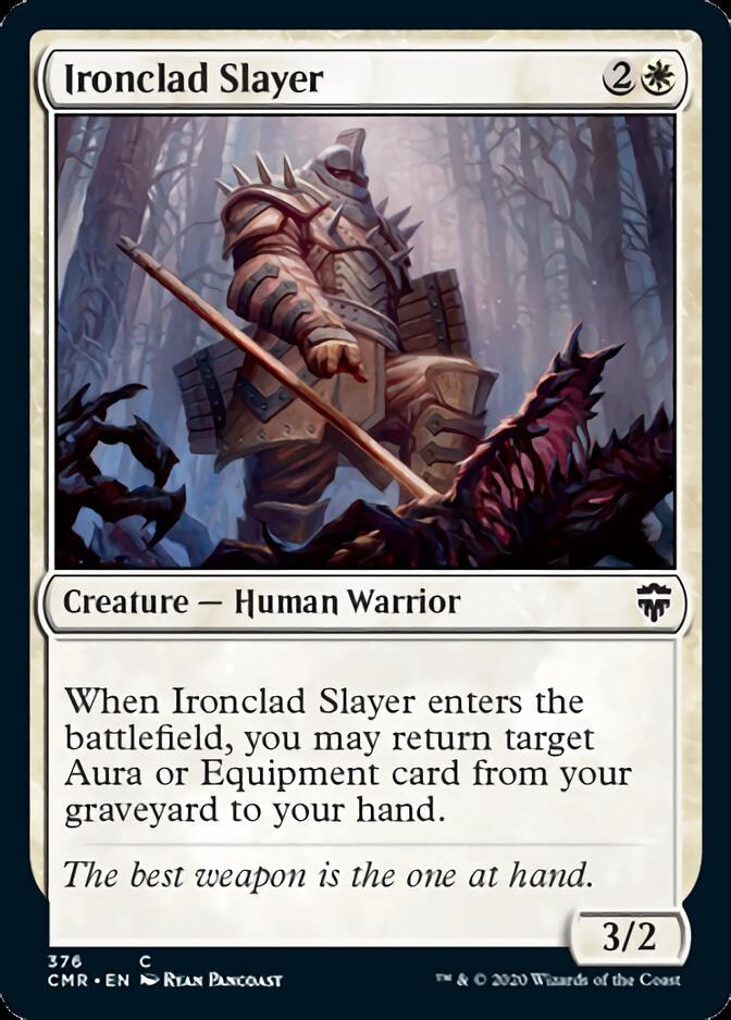 Ironclad Slayer [CMR]