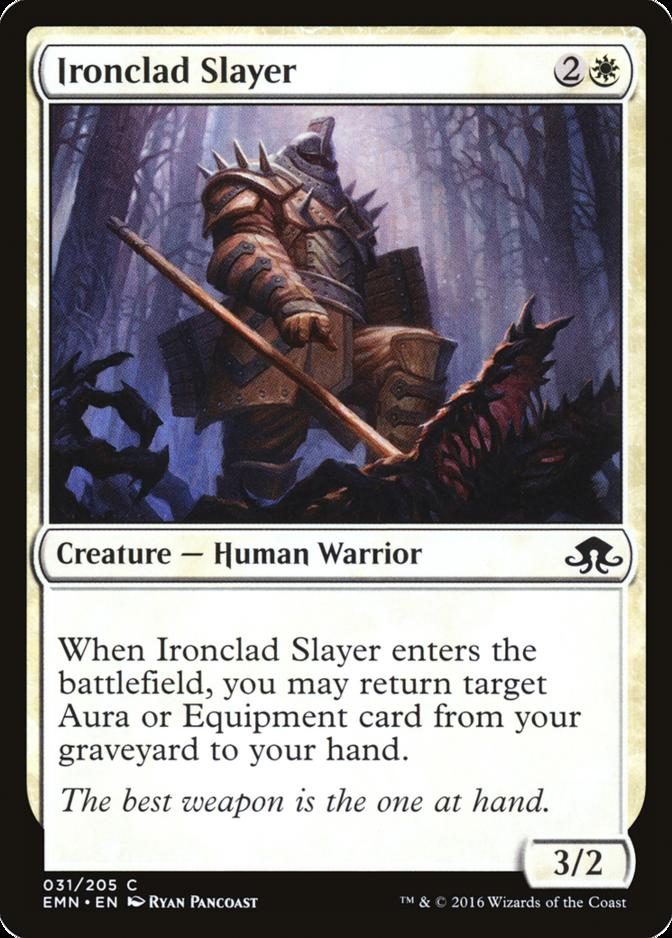 Ironclad Slayer [EMN]