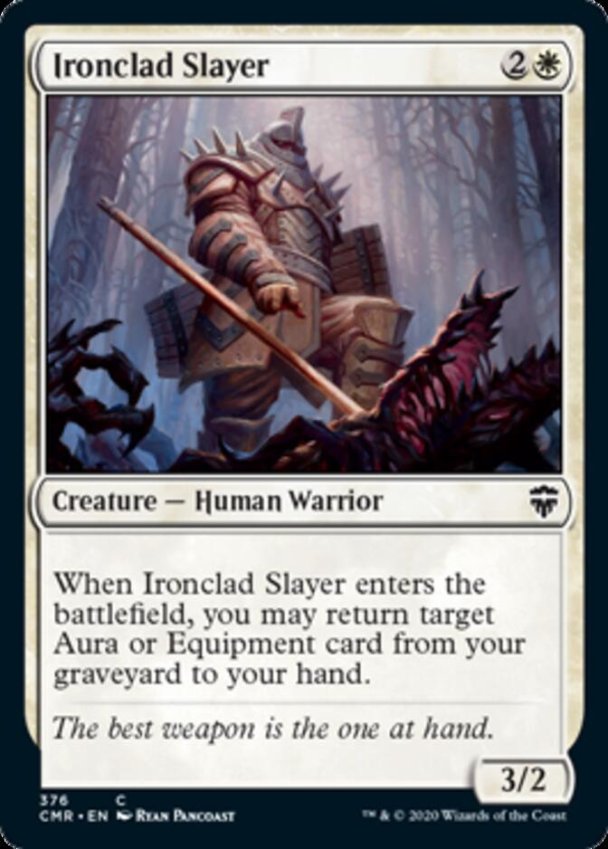 Ironclad Slayer <precon> [CMR]