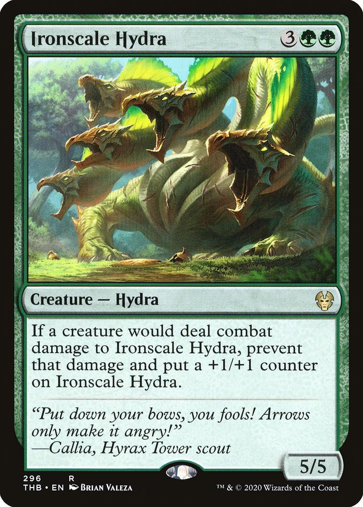 Ironscale Hydra [THB]