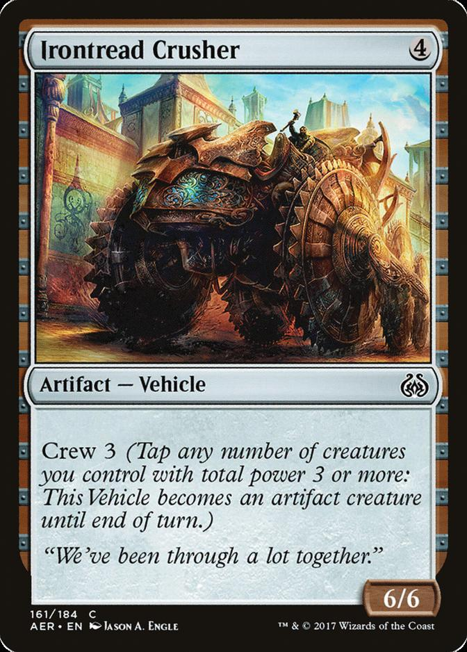 Irontread Crusher [AER]