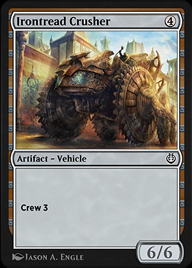 Irontread Crusher [KLR]