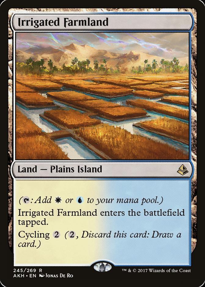 Irrigated Farmland [AKH]