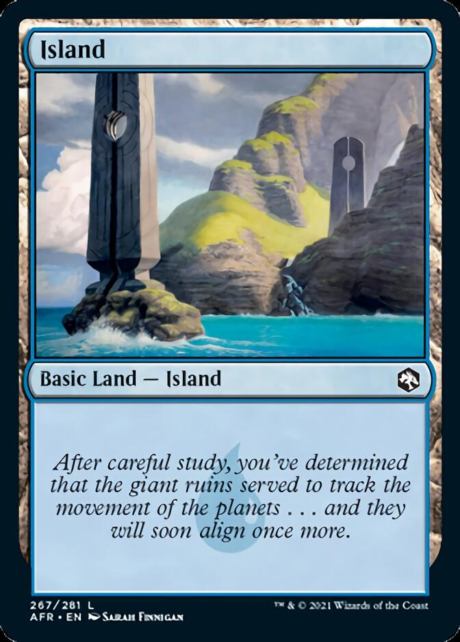 Island <267> [AFR]