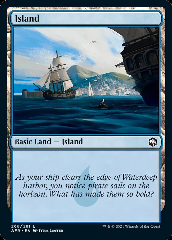 Island <268> [AFR]